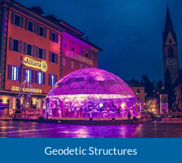 Geodetic Structures